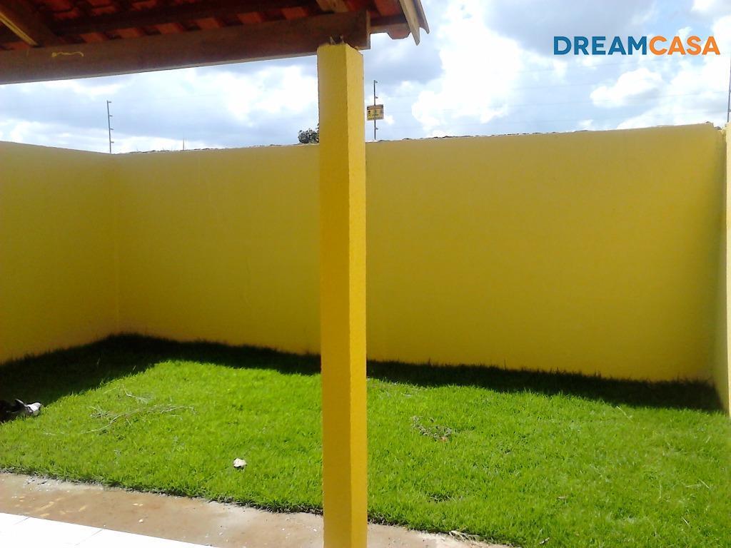 Casa 1 Dorm, Setor Serra Dourada, Aparecida de Goiania (CA2375) - Foto 2