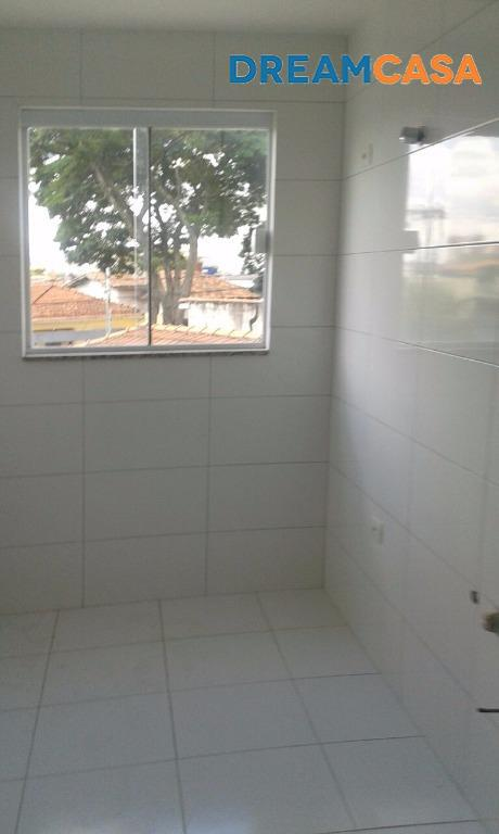 Cobertura 2 Dorm, Vila Homero Thon, Santo André (CO0375) - Foto 2