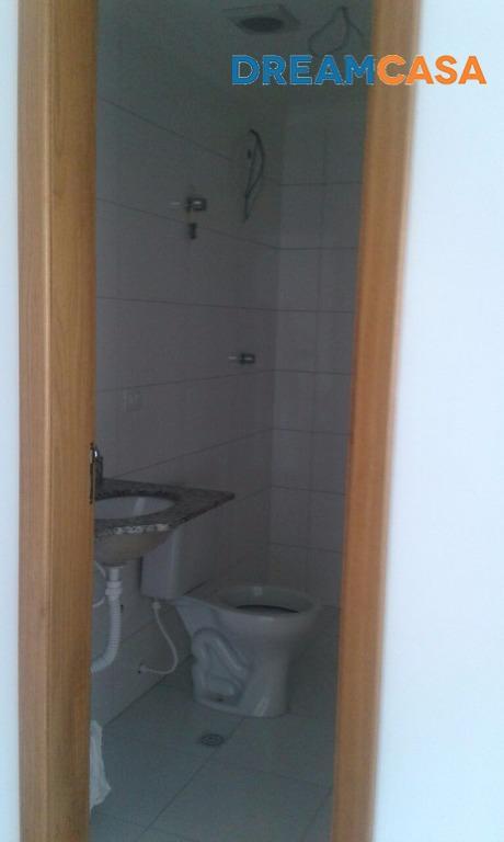 Cobertura 2 Dorm, Vila Homero Thon, Santo André (CO0375) - Foto 3