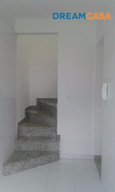 Cobertura 2 Dorm, Vila Homero Thon, Santo André (CO0375) - Foto 4