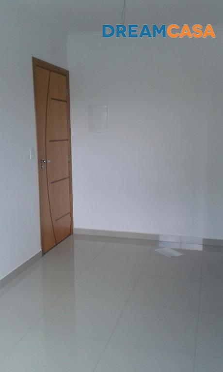Cobertura 2 Dorm, Vila Homero Thon, Santo André (CO0375) - Foto 5
