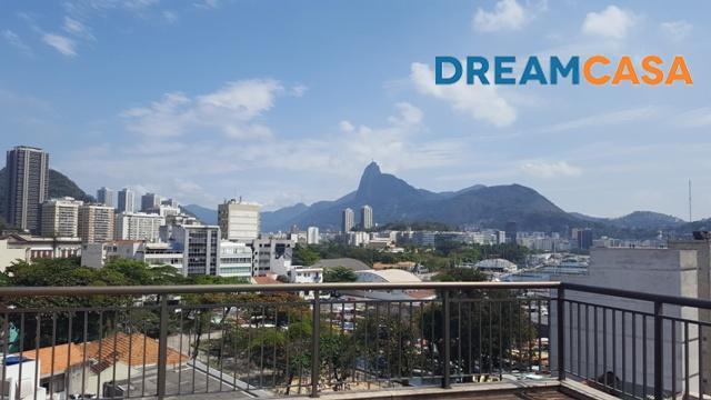 Cobertura 4 Dorm, Urca, Rio de Janeiro (CO0001)