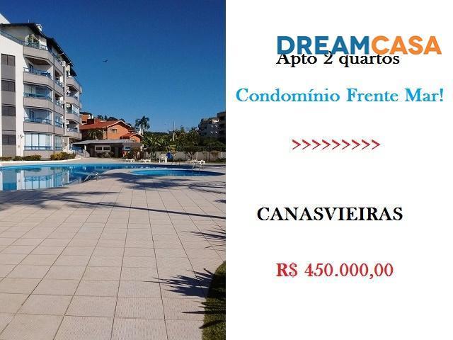 Apto 2 Dorm, Canasvieiras, Florianópolis (AP5022) - Foto 4