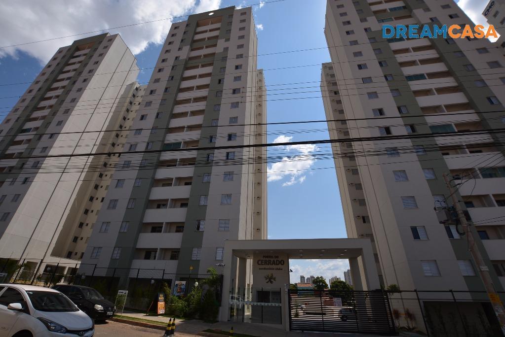 Apto 3 Dorm, Setor Negrão de Lima, Goiânia (AP5684)