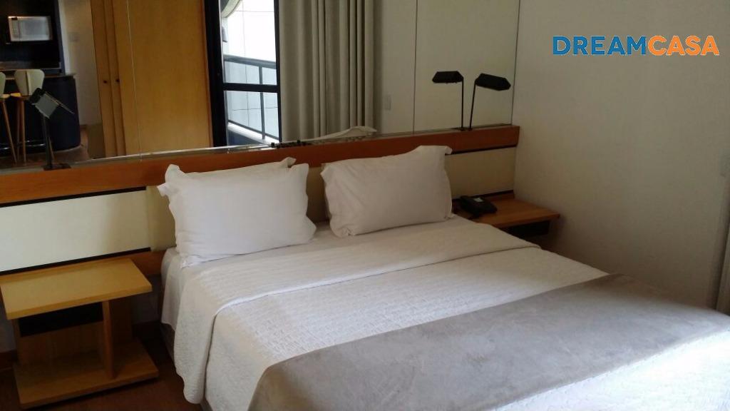 Flat 1 Dorm, Jardim Europa, São Paulo (FL0179) - Foto 2