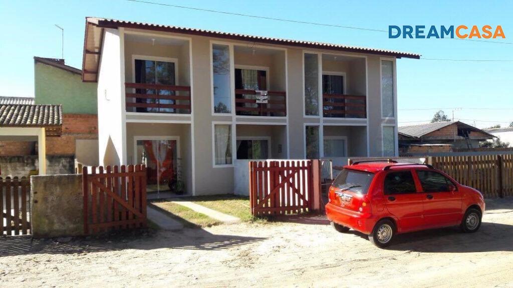 Casa 2 Dorm, Rio Vermelho, Florianópolis (CA2443)