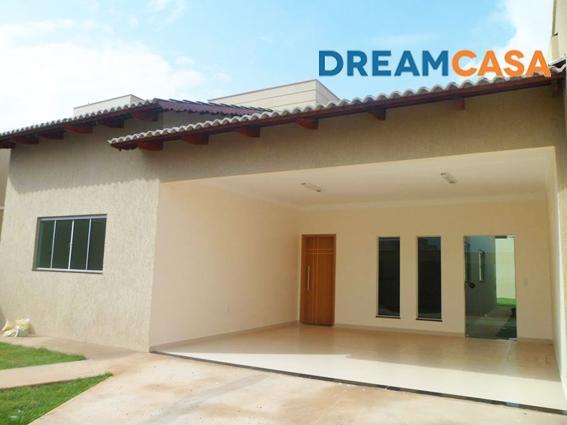 Imóvel: Casa 3 Dorm, Moinho dos Ventos, Goiânia (CA2500)