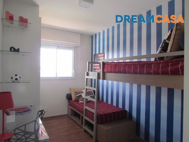 Apto 2 Dorm, Planalto, São Bernardo do Campo (AP6021) - Foto 2