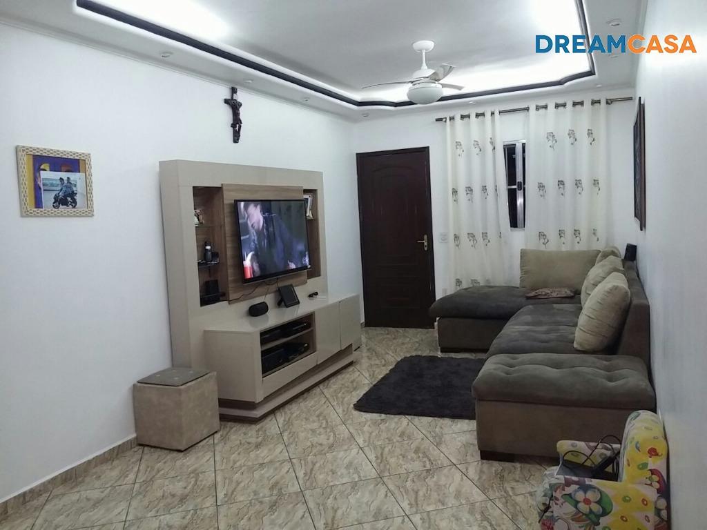 Casa 3 Dorm, Cidade São Jorge, Santo André