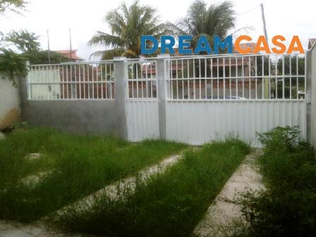 Casa 2 Dorm, Iguabinha, Araruama (CA2559)