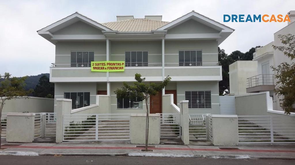 Casa 2 Dorm, Rio Vermelho, Florianópolis (CA2590)