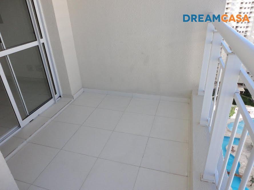 Apto 2 Dorm, Marapé, Santos (AP6489)