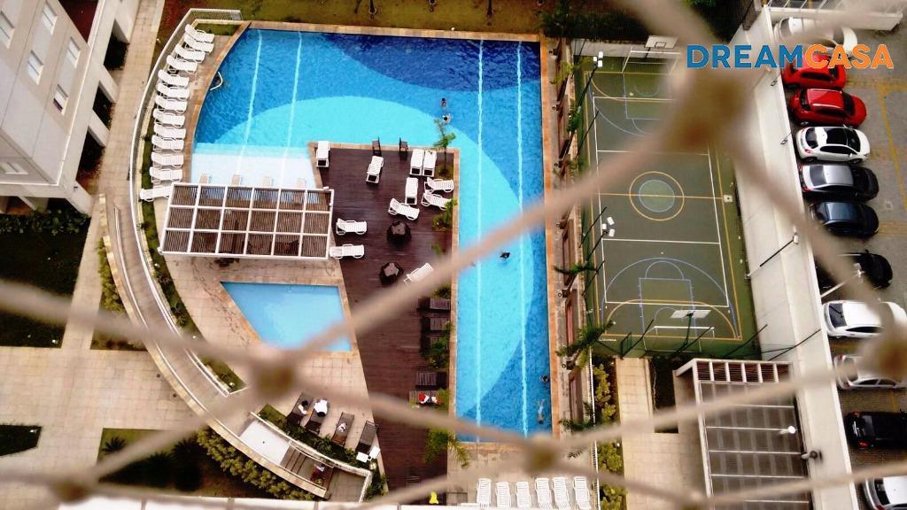 Apto 3 Dorm, Centro, Guarulhos (AP6519)