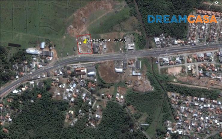 Terreno, Vargem Grande, Florianópolis (TE0580)