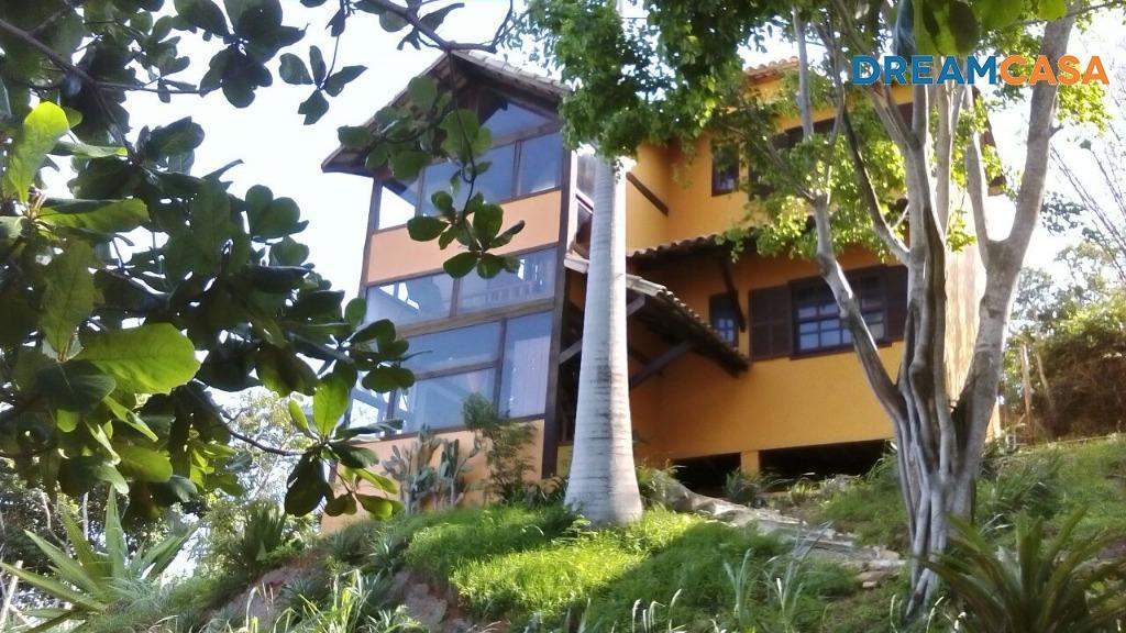 Casa 2 Dorm, Marina, Armação dos Búzios (CA2615)