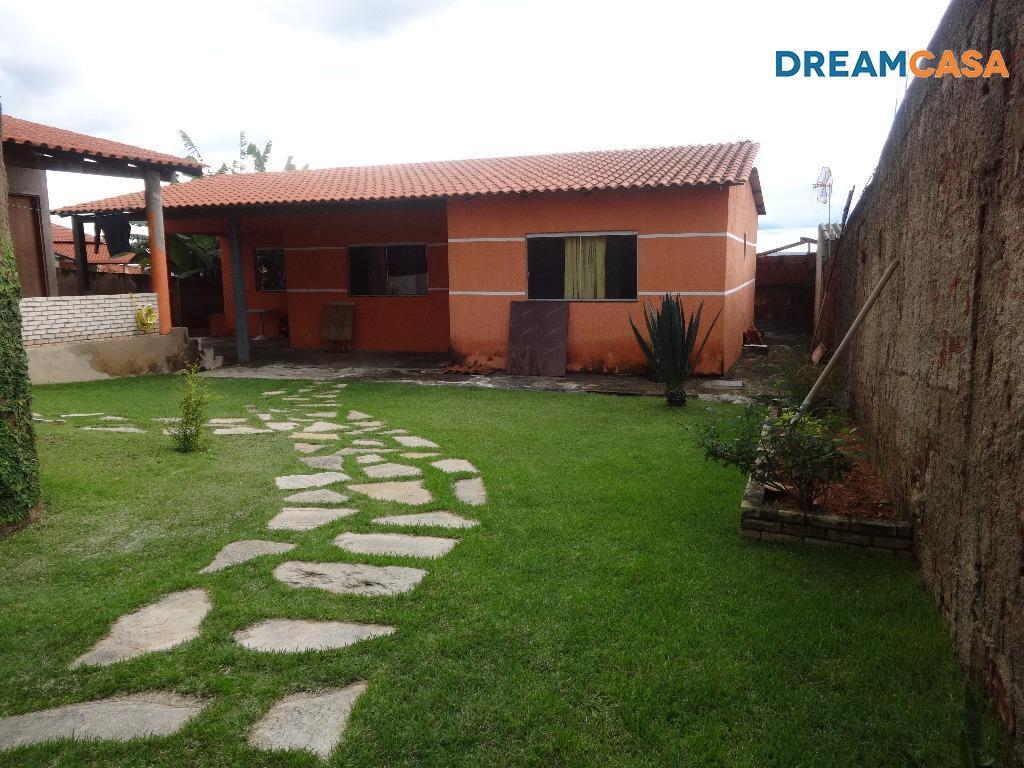 Imóvel: Casa 3 Dorm, Riacho Fundo, Riacho Fundo (CA2703)