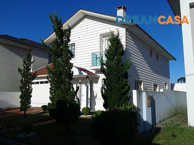 Imóvel: Casa 3 Dorm, São Braz, Curitiba (SO0439)