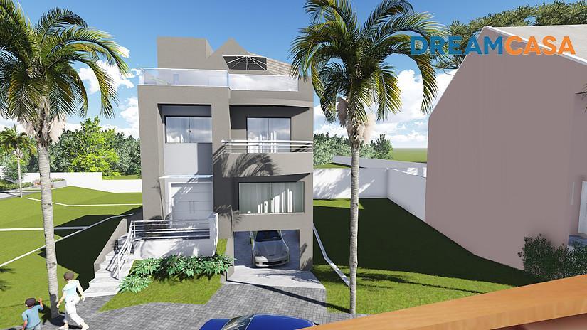 Imóvel: Casa 5 Dorm, Campo Comprido, Curitiba (CA2749)