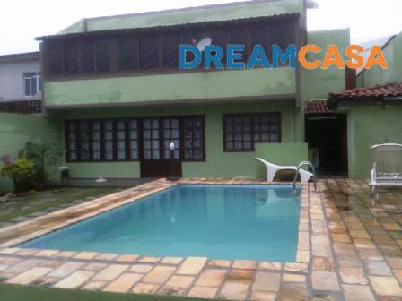 Casa 4 Dorm, Balneário das Conchas, São Pedro da Aldeia (CA2842)