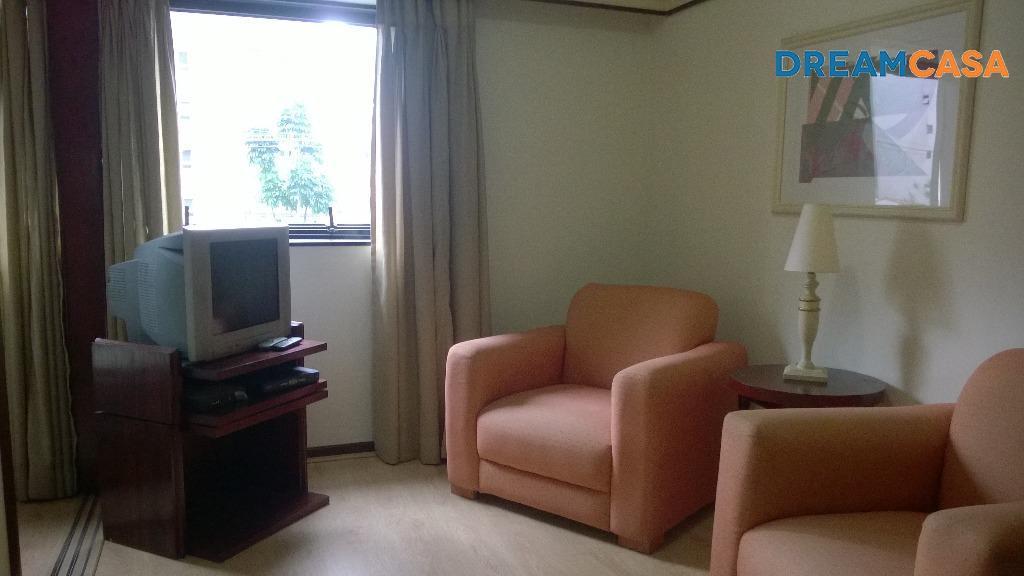 Flat 1 Dorm, Jardim Paulista, São Paulo (FL0202)
