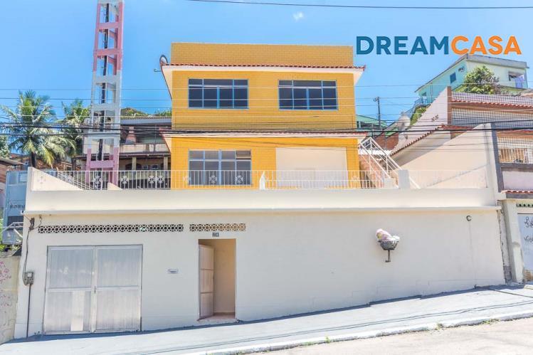 Imóvel: Casa 4 Dorm, Inhaúma, Rio de Janeiro (CA2920)