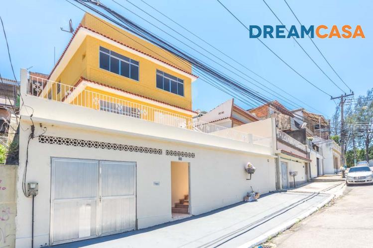 Casa 4 Dorm, Inhaúma, Rio de Janeiro (CA2920) - Foto 2