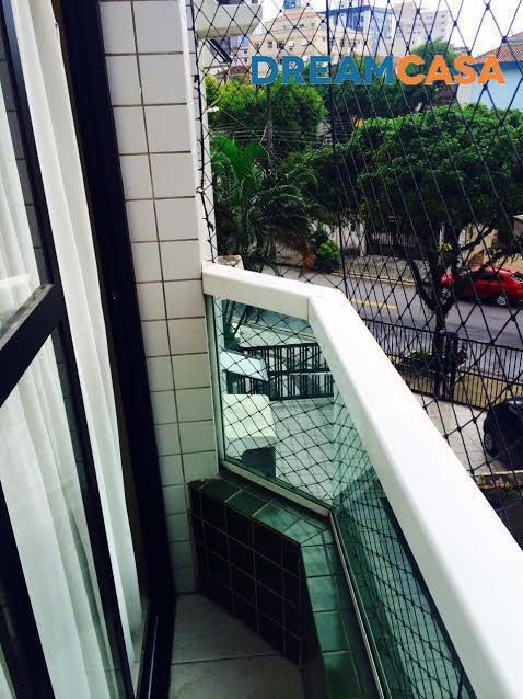 Apto 2 Dorm, Embaré, Santos (AP8195) - Foto 3