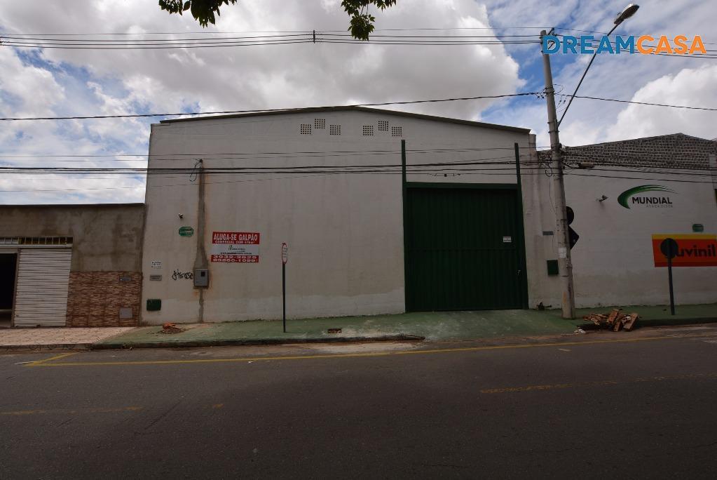 Imóvel: Galpão, Vila Aurora Oeste, Goiânia (GA0167)