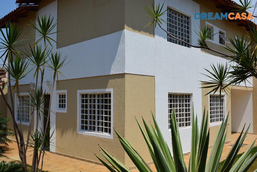 Imóvel: Casa 4 Dorm, Setor Jaó, Goiânia (CA3083)