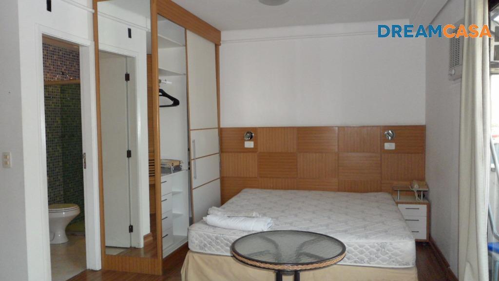 Imóvel: Flat 1 Dorm, Vila Clementino, São Paulo (FL0354)