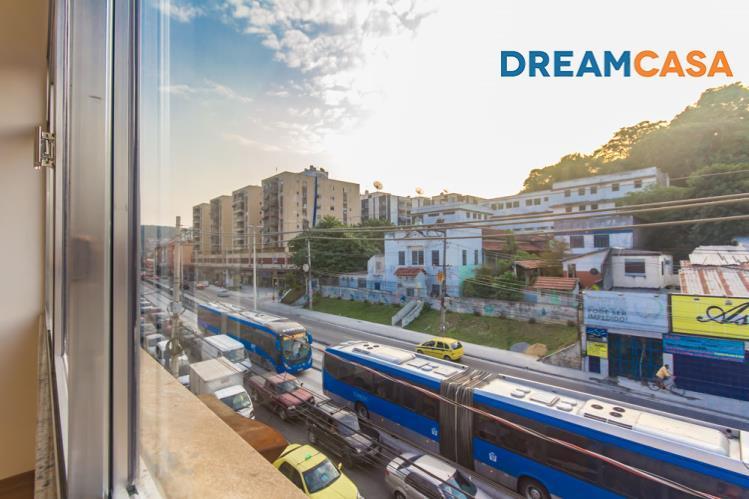 Apto 2 Dorm, Praça Seca, Rio de Janeiro (AP8582)