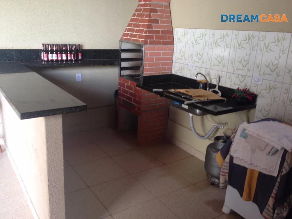 Imóvel: Casa 3 Dorm, Residencial Solar Bougainville, Goiânia (CA3163)