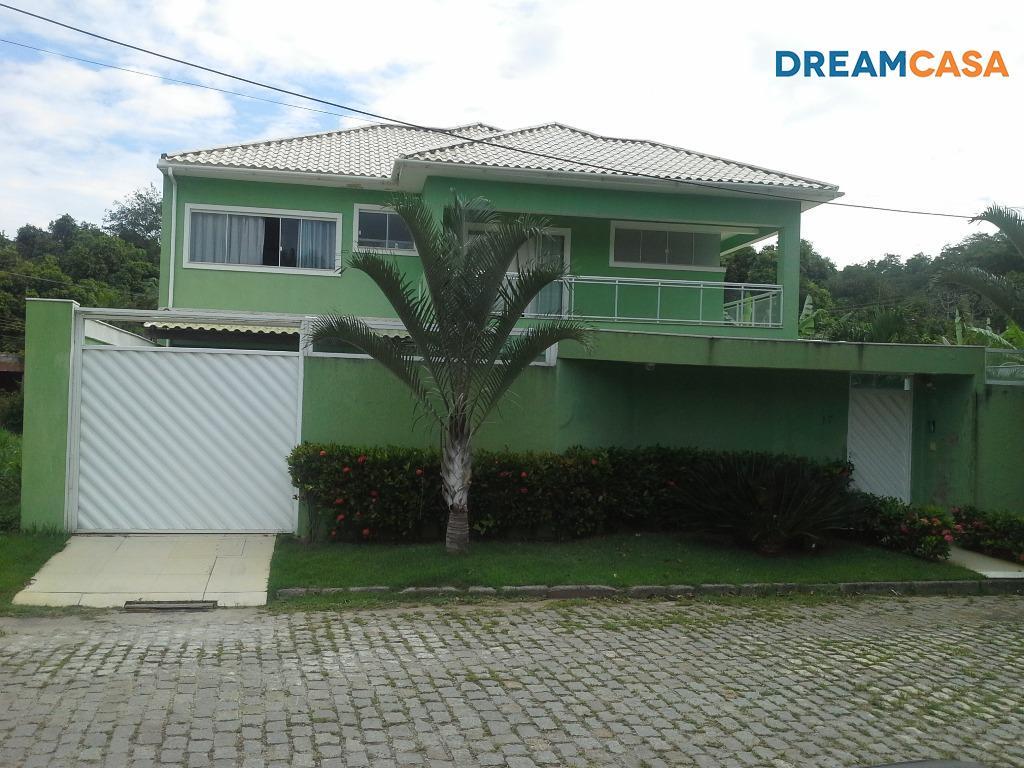 Imóvel: Casa 5 Dorm, Guaratiba, Rio de Janeiro (CA3167)