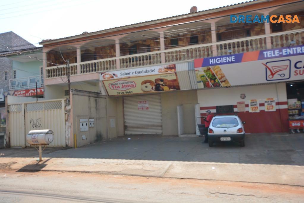Imóvel: Sala, Setor Urias Magalhães, Goiânia (SA0411)