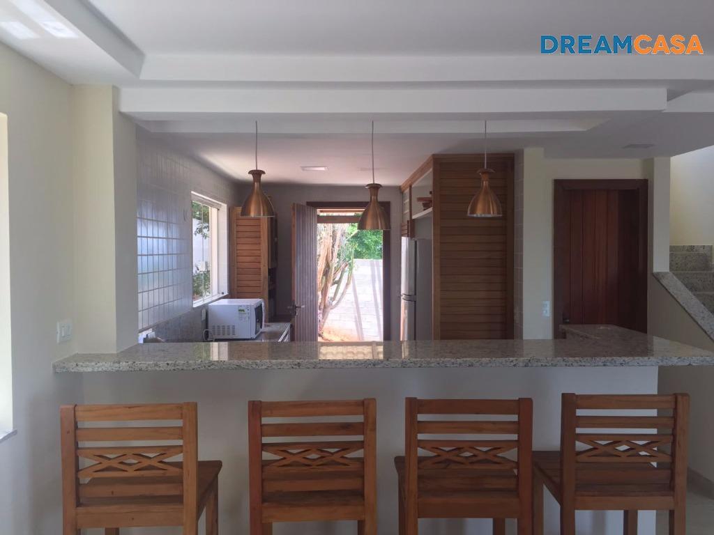 Casa 4 Dorm, Ferradurinha, Armação dos Búzios (CA3186) - Foto 2