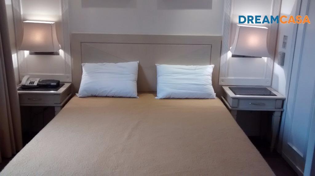 Flat 1 Dorm, Vila Olímpia, São Paulo (FL0498)