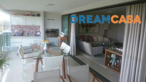 Imóvel: Rede Dreamcasa - Apto 4 Dorm, Alphavile, Salvador
