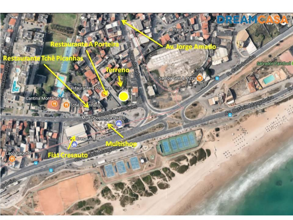 Imóvel: Terreno, Boca do Rio, Salvador (TE0752)