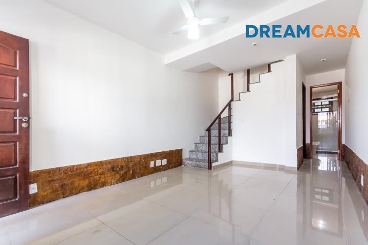 Casa 2 Dorm, Taquara, Rio de Janeiro (CA3318)