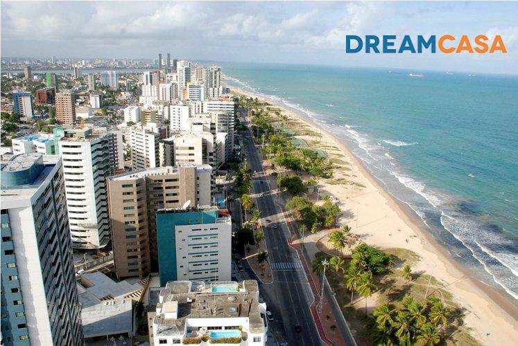 Apto 3 Dorm, Boa Viagem, Recife (AP0117)