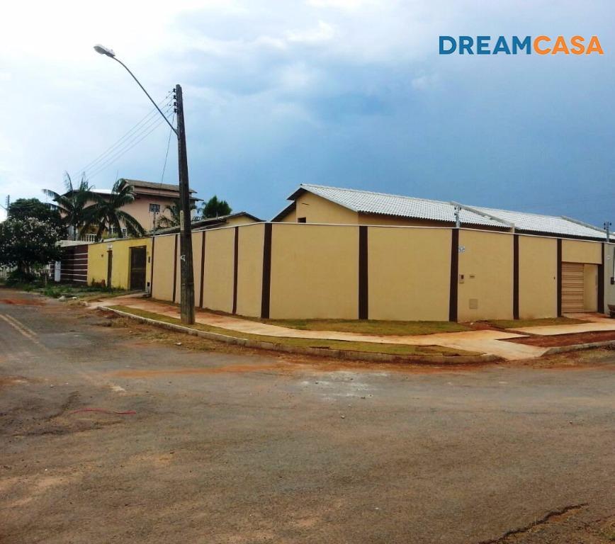 Imóvel: Casa 2 Dorm, Residencial Sevilha, Goiânia (CA3379)