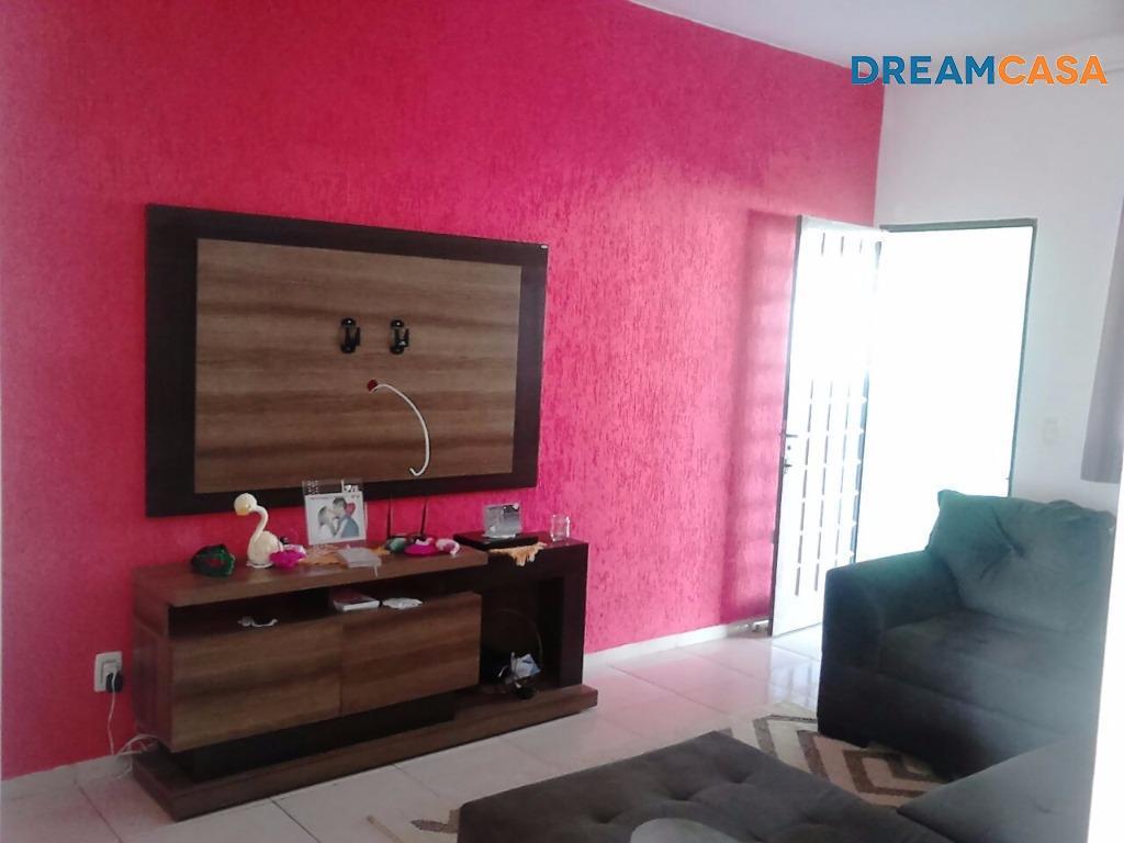Imóvel: Casa 2 Dorm, Residencial Center Ville, Goiânia (CA3409)