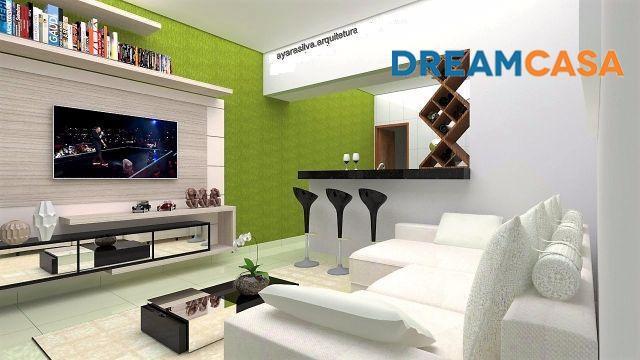Imóvel: Casa 2 Dorm, Moinho dos Ventos, Goiânia (CA3446)