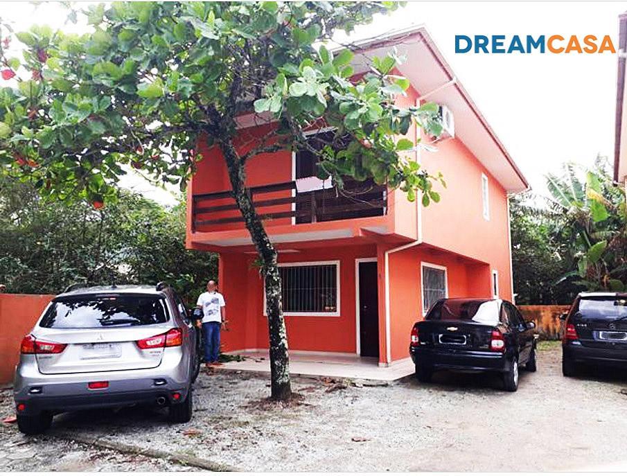 Casa 3 Dorm, Cachoeira do Bom Jesus, Florianópolis (CA3501)