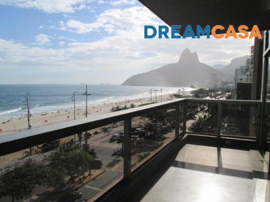 Imóvel: Apto 4 Dorm, Ipanema, Rio de Janeiro (AP9721)