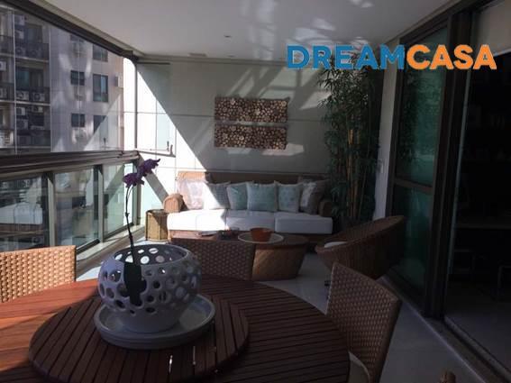 Imóvel: Apto 4 Dorm, Barra da Tijuca, Rio de Janeiro (AP9773)