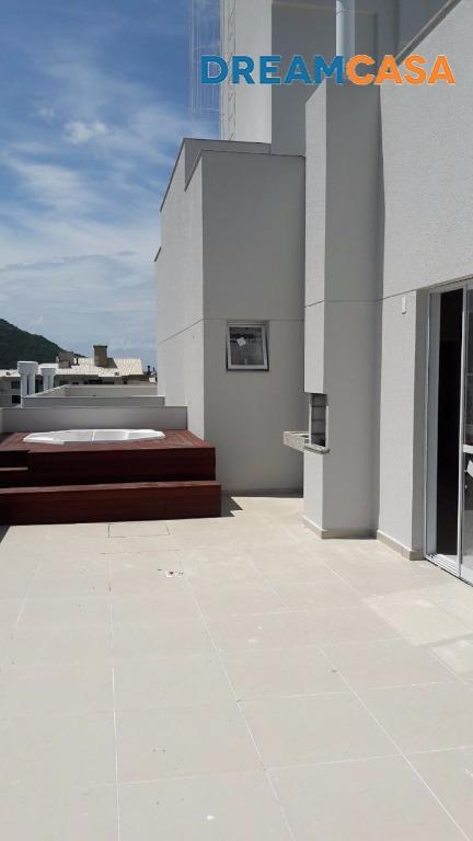 Cobertura 3 Dorm, Ingleses, Florianópolis (CO0218) - Foto 3