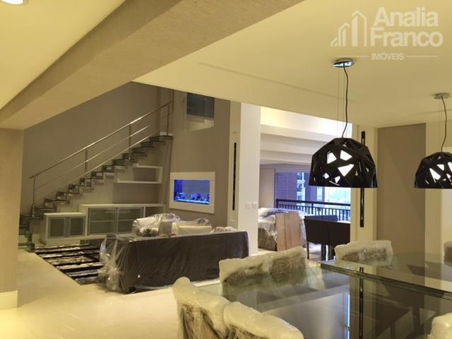 Apartamento residencial à venda, Tatuapé, São Paulo - AP2797.