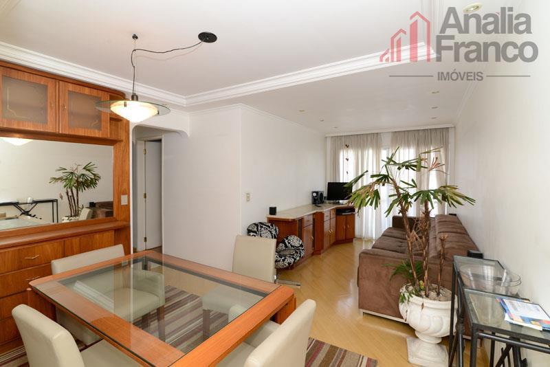 Apartamento residencial à venda, Vila Formosa, São Paulo - AP3221.