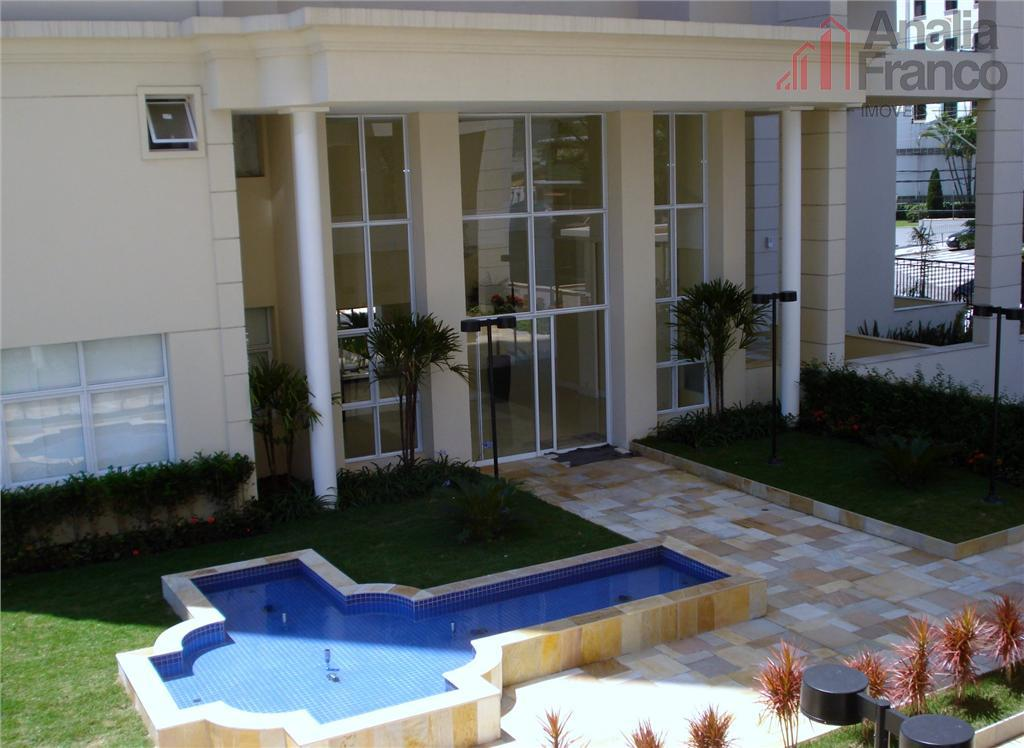 Apartamento Residencial à venda, Vila Regente Feijó, São Paulo - AP1013.